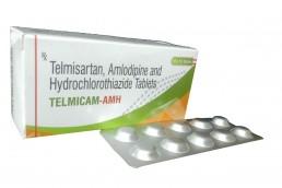 Telmisartan Amlodipine Hydrochlorthiazide Tablets Manufacturers Suppliers