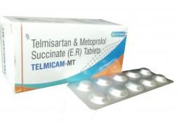 Telmisartan Metoprolol Tablets Manufacturers Suppliers
