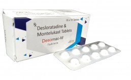 Desloratadine Montelukast Tablets Manufacturers Suppliers