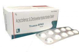 Aceclofenac Drotaverine Tablets Manufacturers Suppliers