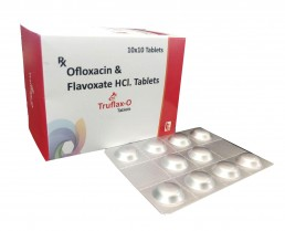 Flavoxate Ofloxacin Tablets Manufacturers Suppliers